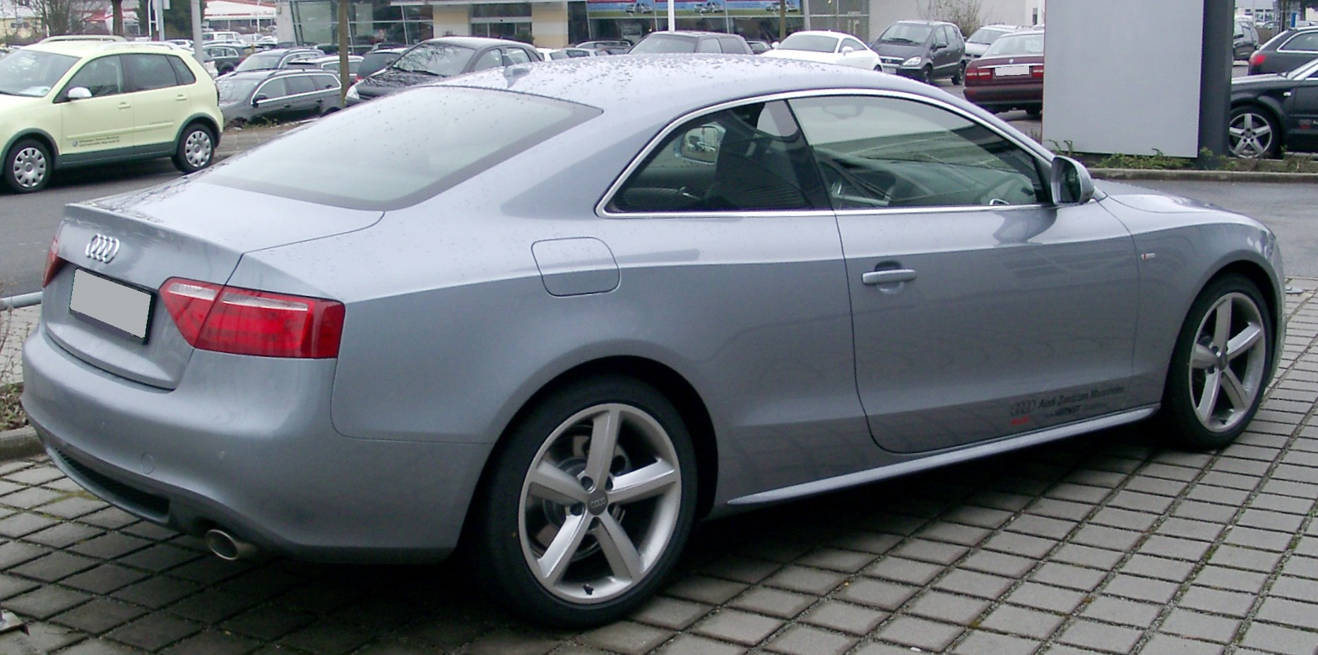 2008 Audi A5 Information And Photos Momentcar