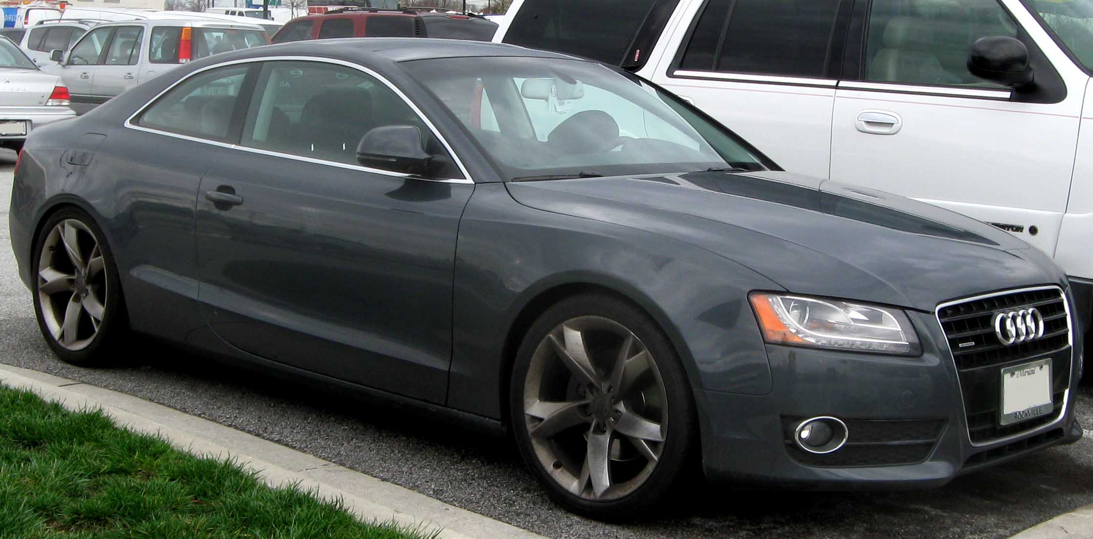 2010 audi a5 information and photos momentcar. Black Bedroom Furniture Sets. Home Design Ideas
