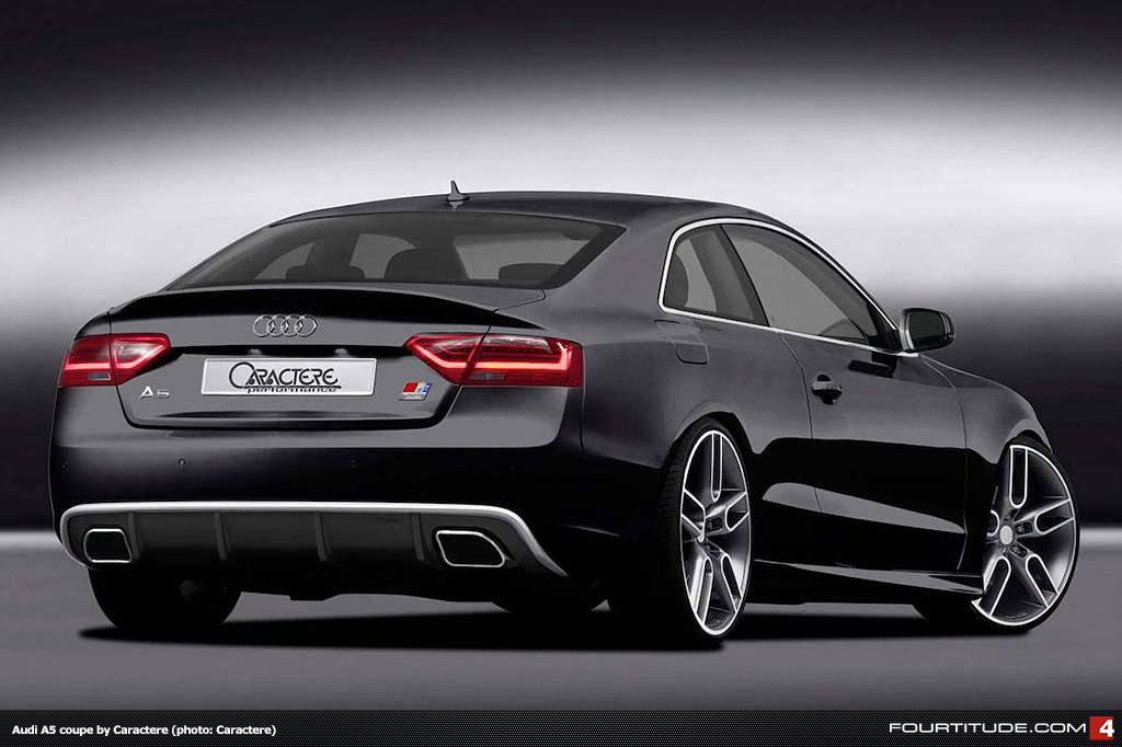 2013 Audi A5 Information And Photos Momentcar
