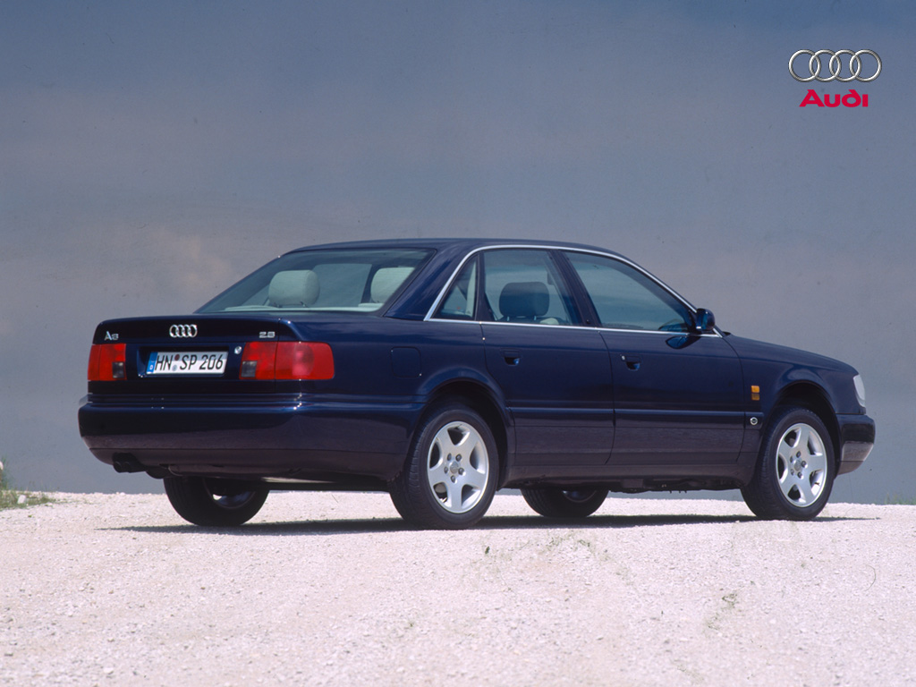 1995 Audi A6 Information And Photos Momentcar