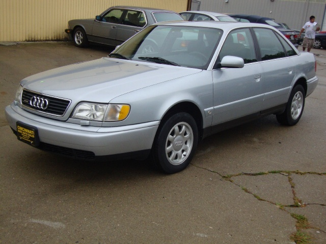 1996 Audi A6 Information And Photos Momentcar