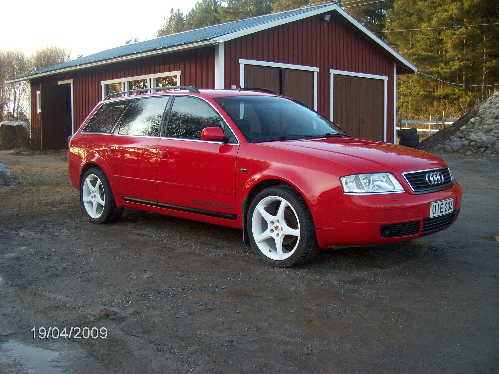 1998 audi a6 information and photos momentcar. Black Bedroom Furniture Sets. Home Design Ideas