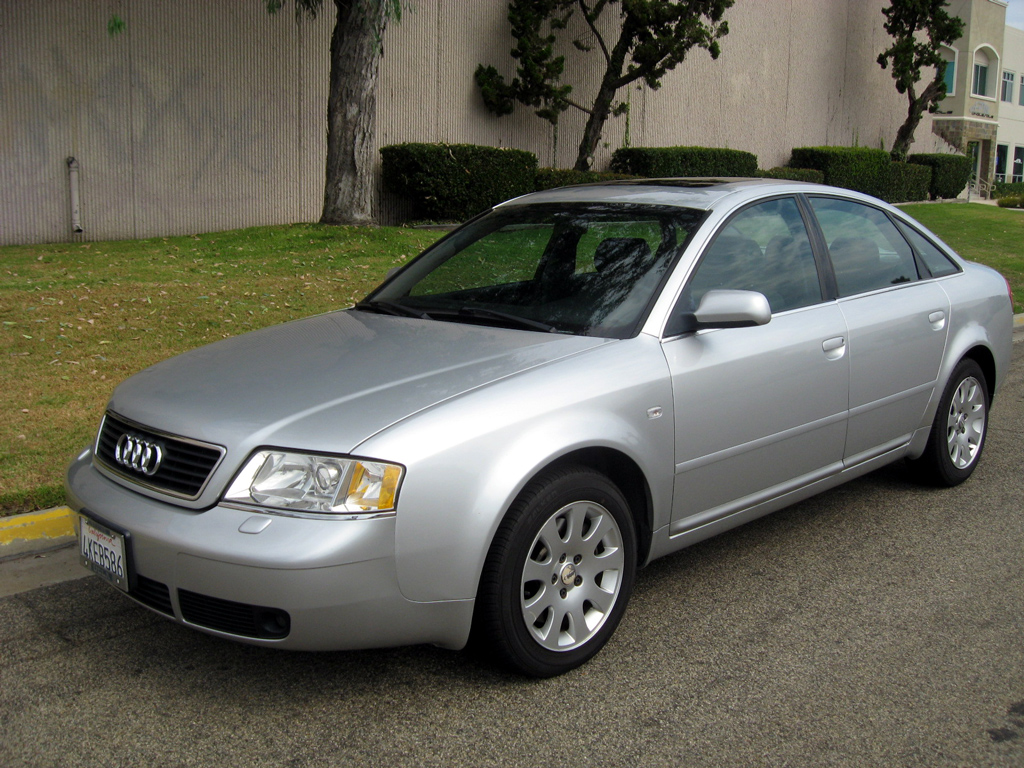 Image gallery 2000 audi a6 for Interieur audi a6 2000