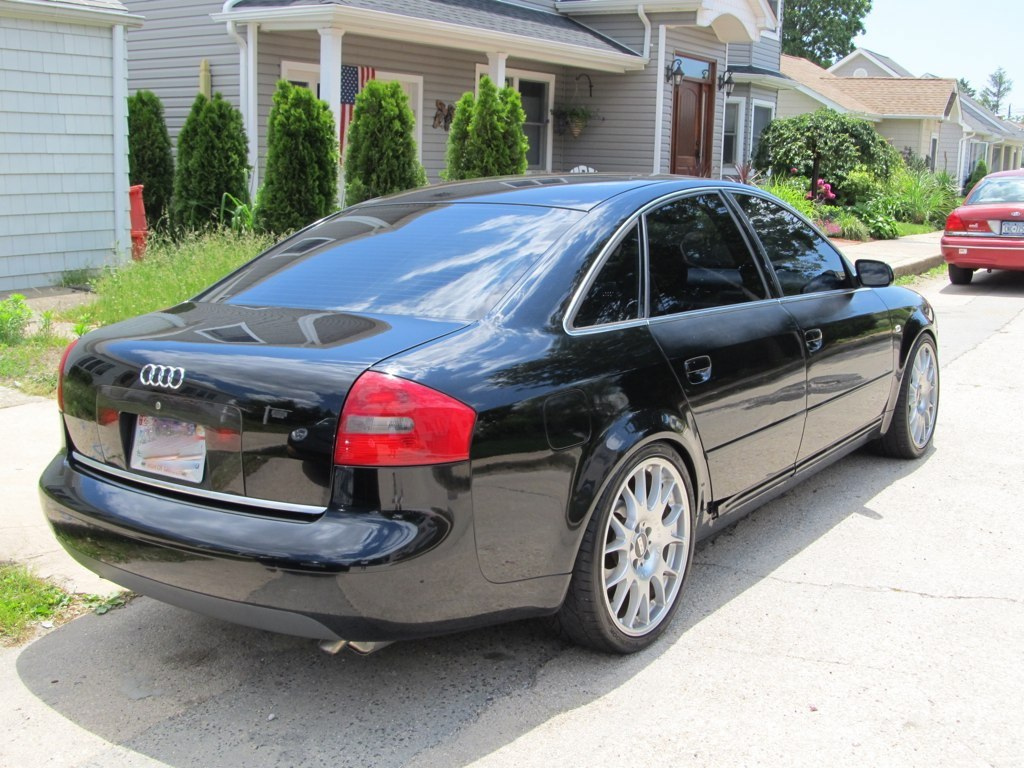 2000 Audi A6 Information And Photos Momentcar