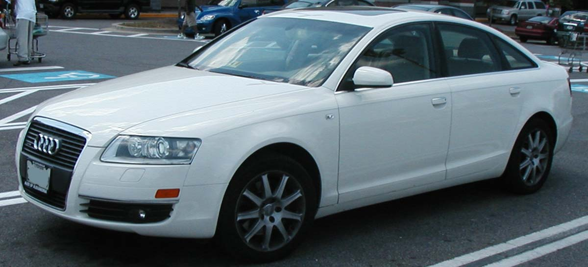 2006 audi a6 information and photos momentcar. Black Bedroom Furniture Sets. Home Design Ideas