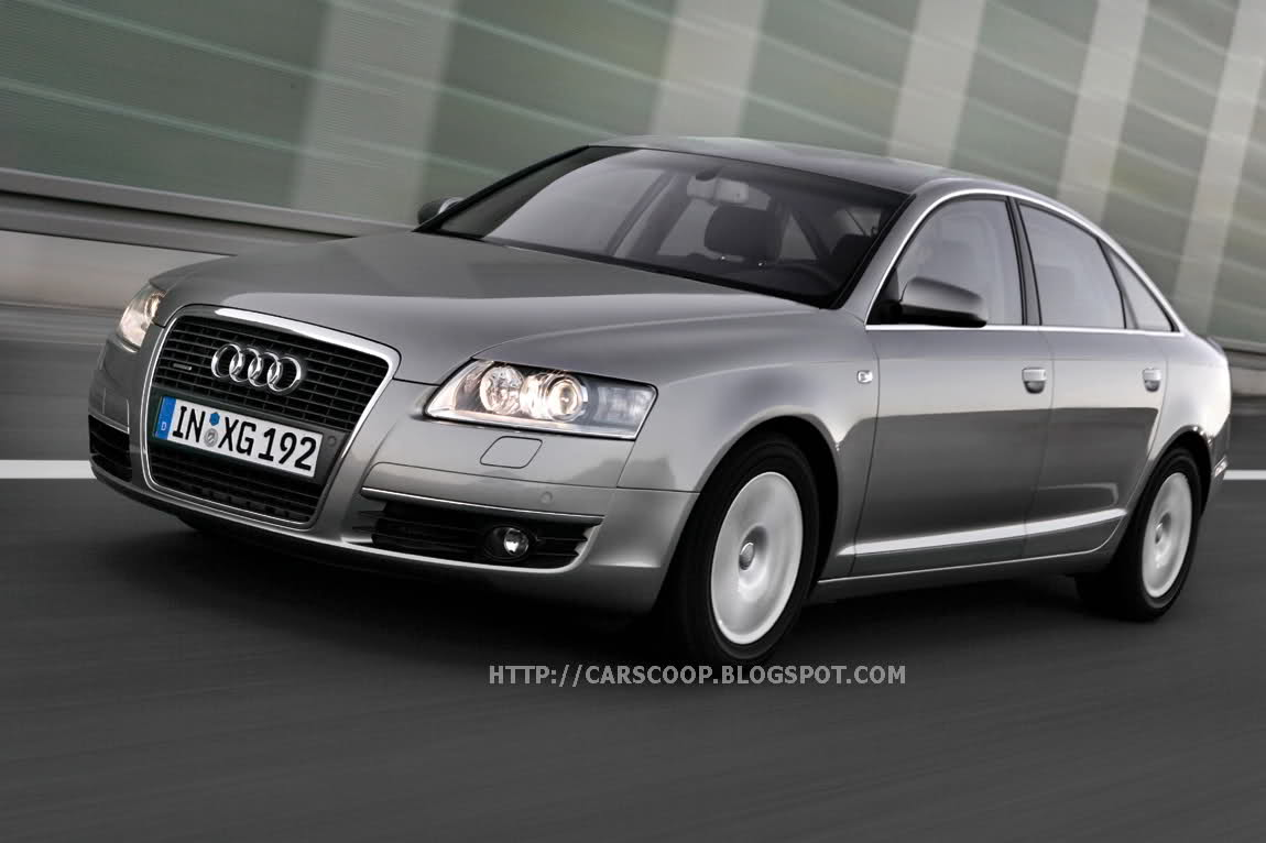2007 audi a6 information and photos momentcar. Black Bedroom Furniture Sets. Home Design Ideas