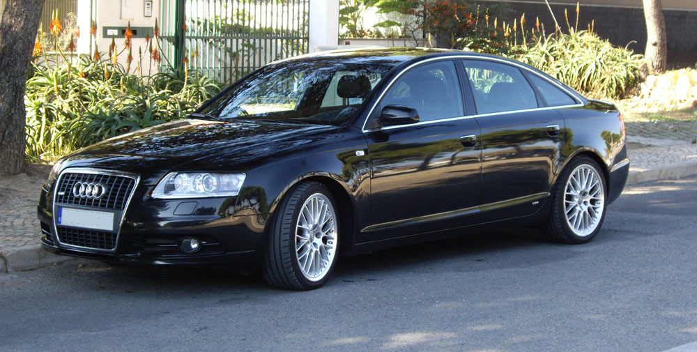 2008 audi a6 information and photos momentcar. Black Bedroom Furniture Sets. Home Design Ideas