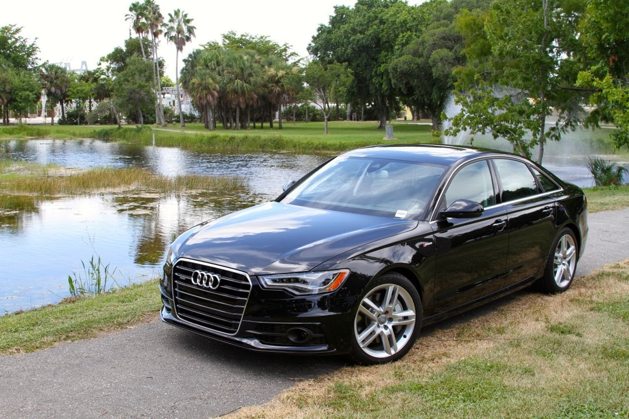 2014 audi a6 information and photos momentcar. Black Bedroom Furniture Sets. Home Design Ideas