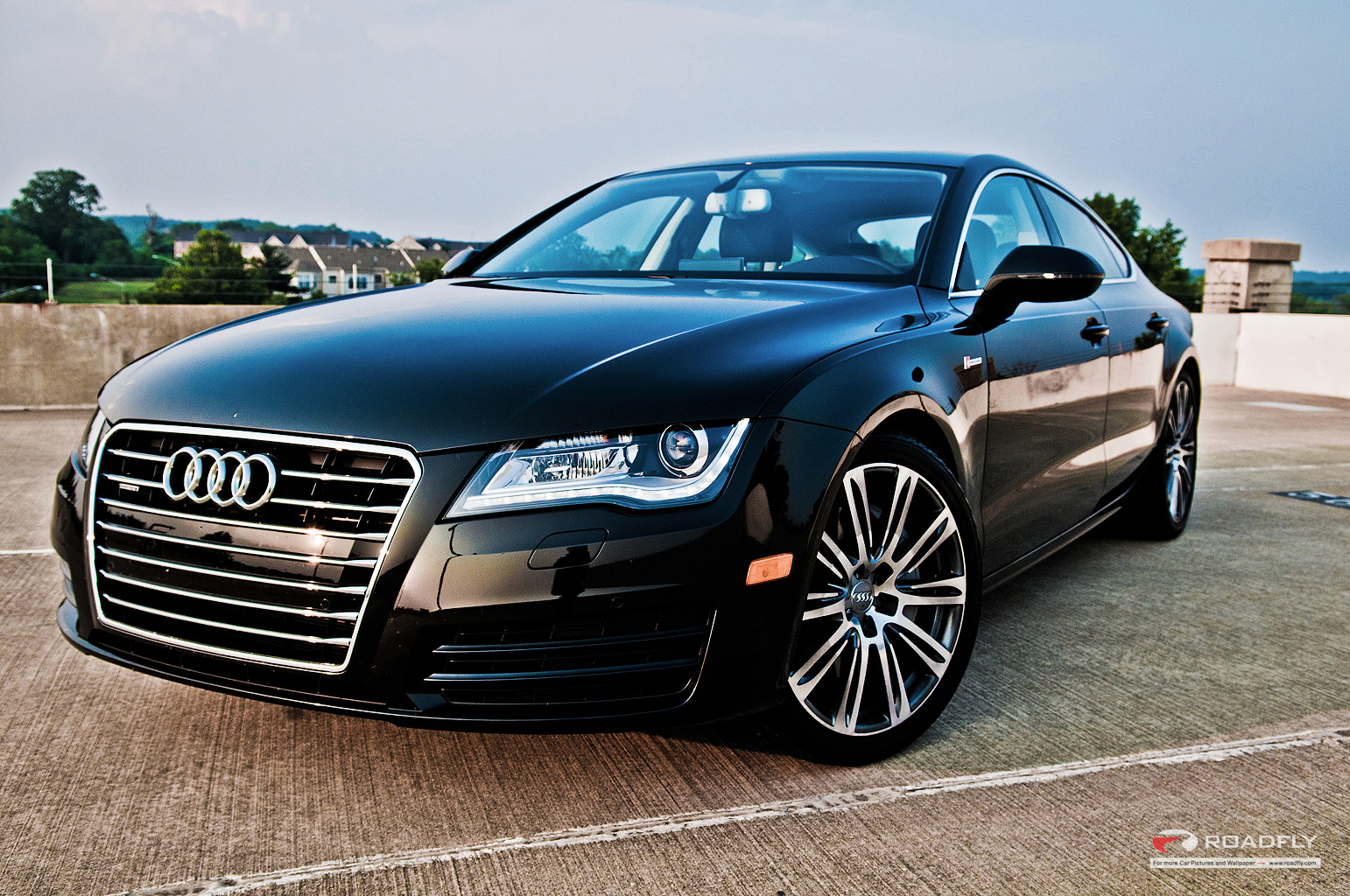 2012 audi a7 information and photos momentcar. Black Bedroom Furniture Sets. Home Design Ideas