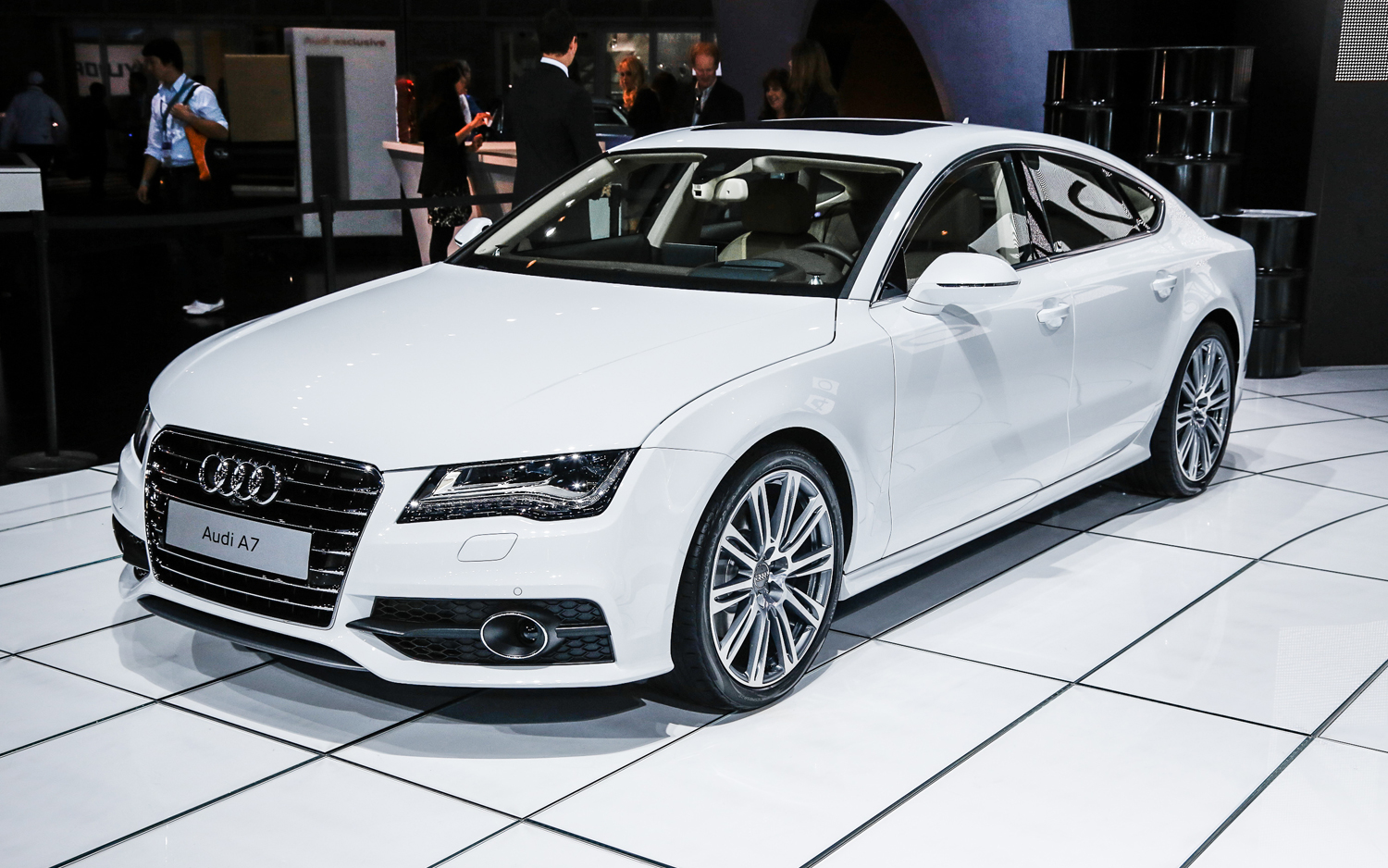 2013 audi a7 information and photos momentcar. Black Bedroom Furniture Sets. Home Design Ideas
