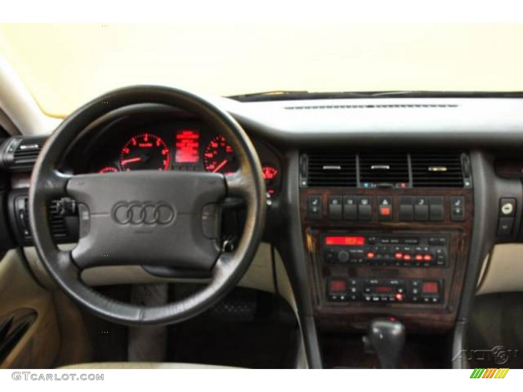 1997 Audi A8 Information And Photos Momentcar