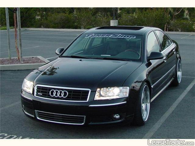 2005 audi a8 information and photos momentcar. Black Bedroom Furniture Sets. Home Design Ideas