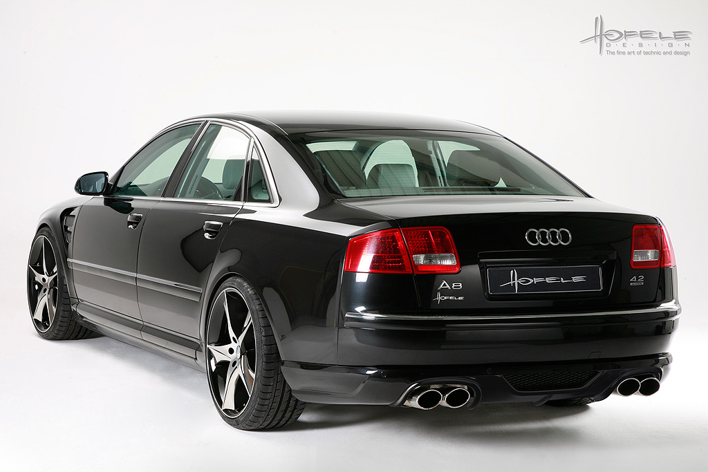 2009 Audi A8 Information And Photos Momentcar