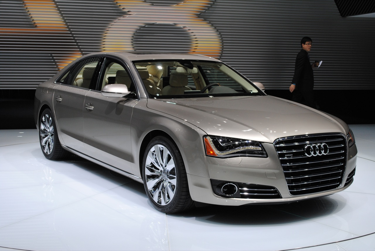 2010 audi a8 information and photos momentcar. Black Bedroom Furniture Sets. Home Design Ideas
