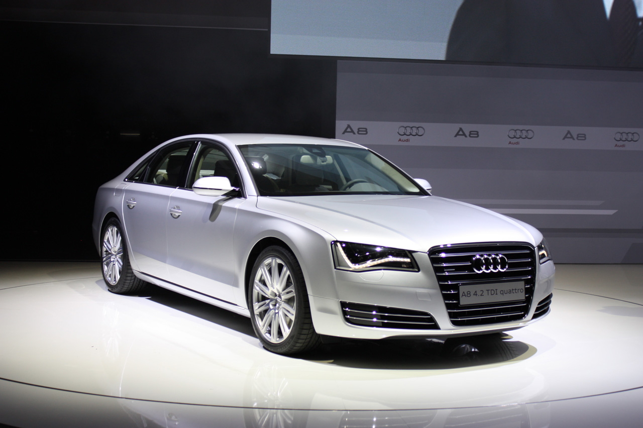 2011 Audi A8 Information And Photos Momentcar