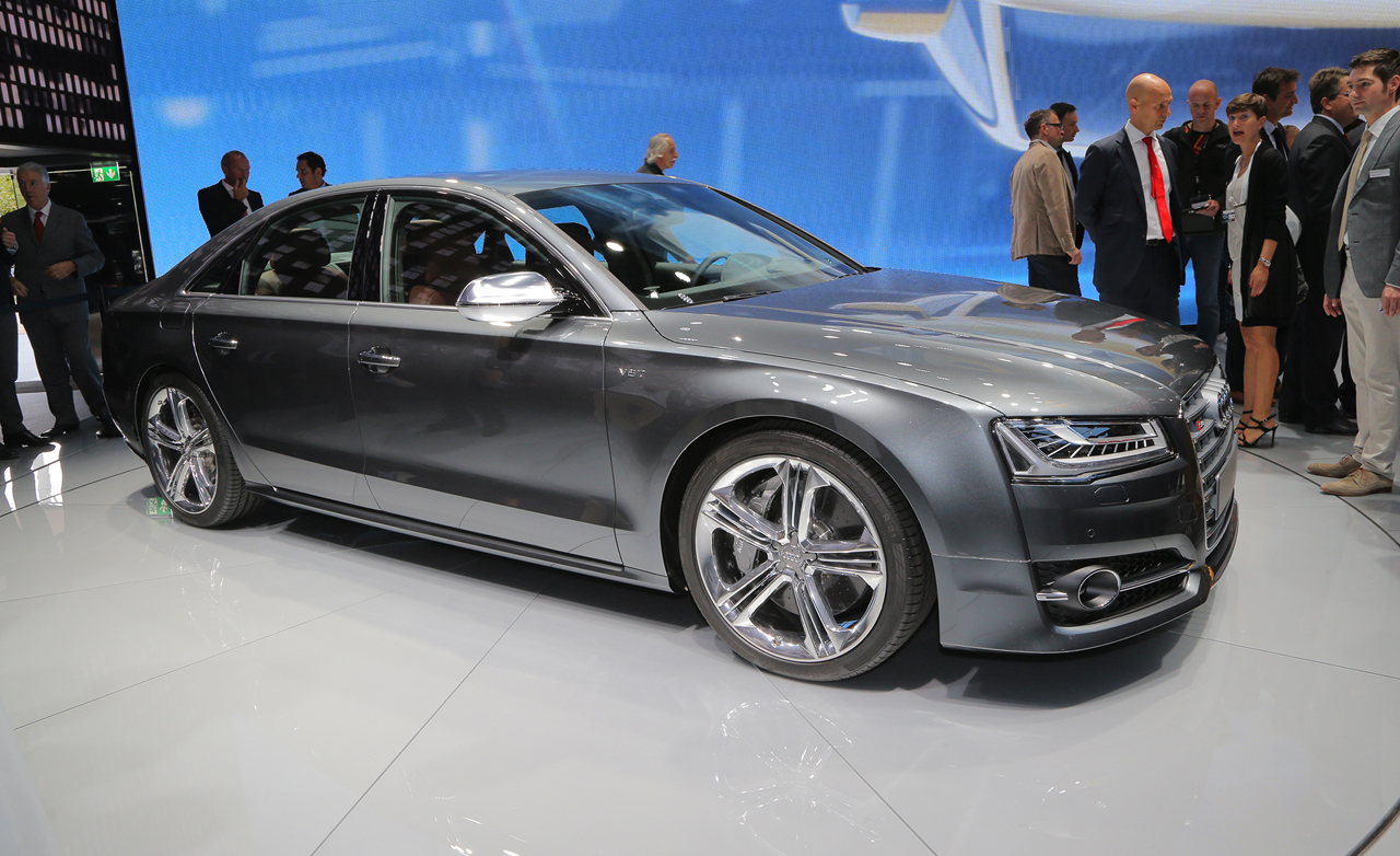 2015 audi a8 information and photos momentcar. Black Bedroom Furniture Sets. Home Design Ideas