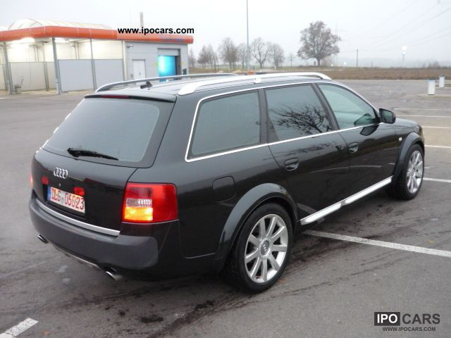 2004 audi allroad quattro information and photos momentcar. Black Bedroom Furniture Sets. Home Design Ideas