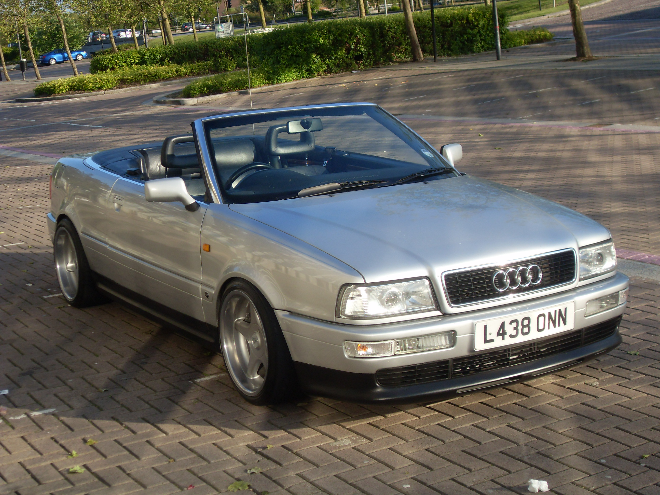1994 Audi Cabriolet - Information and photos - MOMENTcar