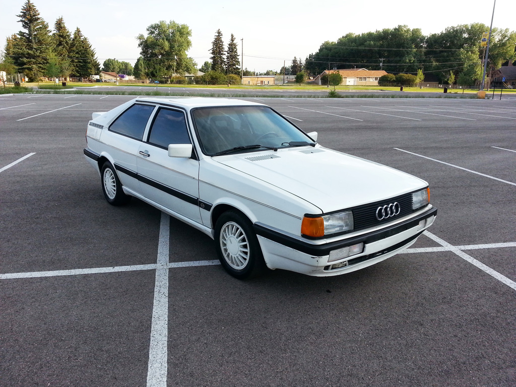 1987 Audi Gt Information And Photos Momentcar