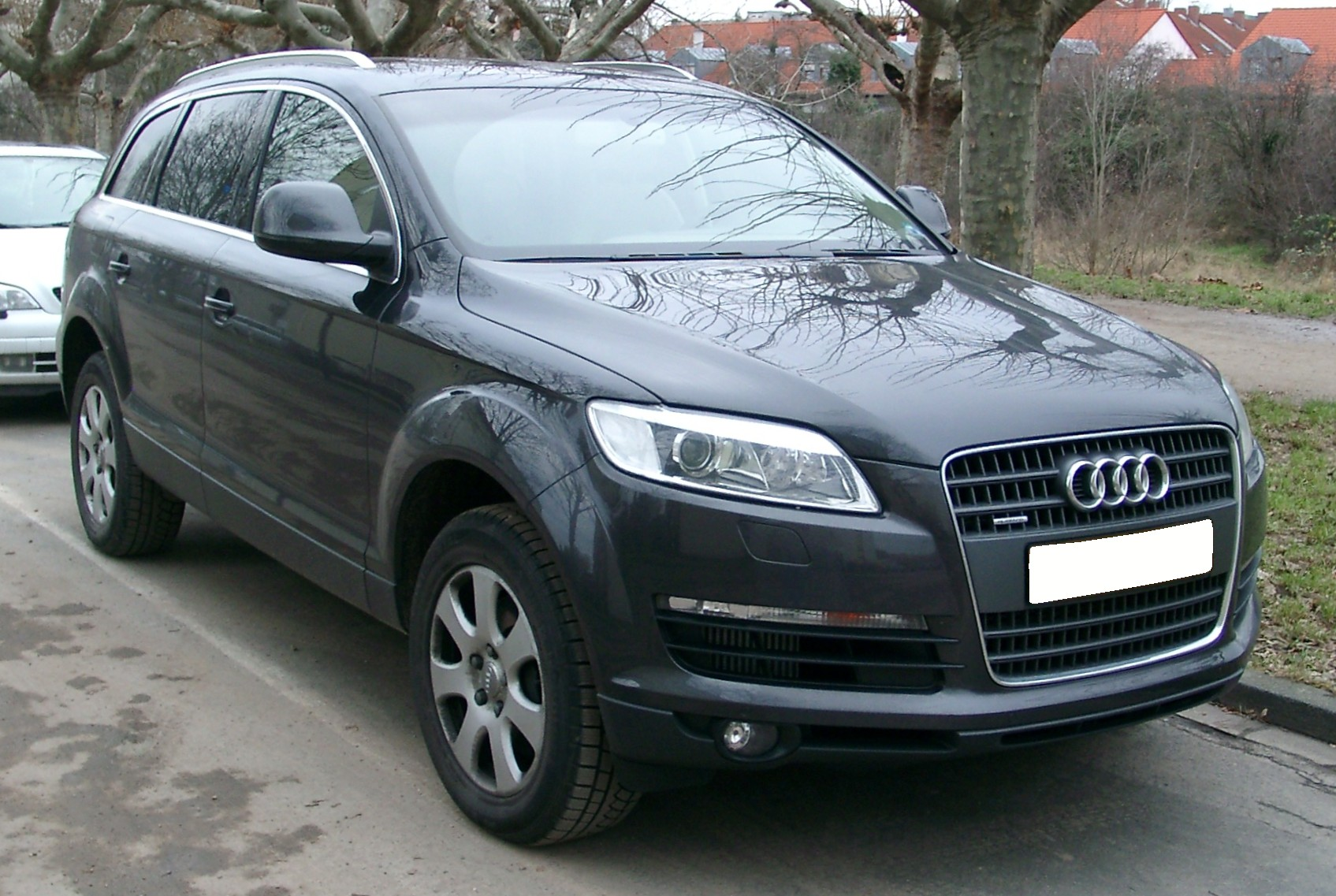 2007 audi q7 information and photos momentcar. Black Bedroom Furniture Sets. Home Design Ideas