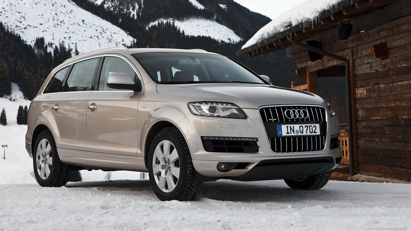2010 audi q7 information and photos momentcar. Black Bedroom Furniture Sets. Home Design Ideas
