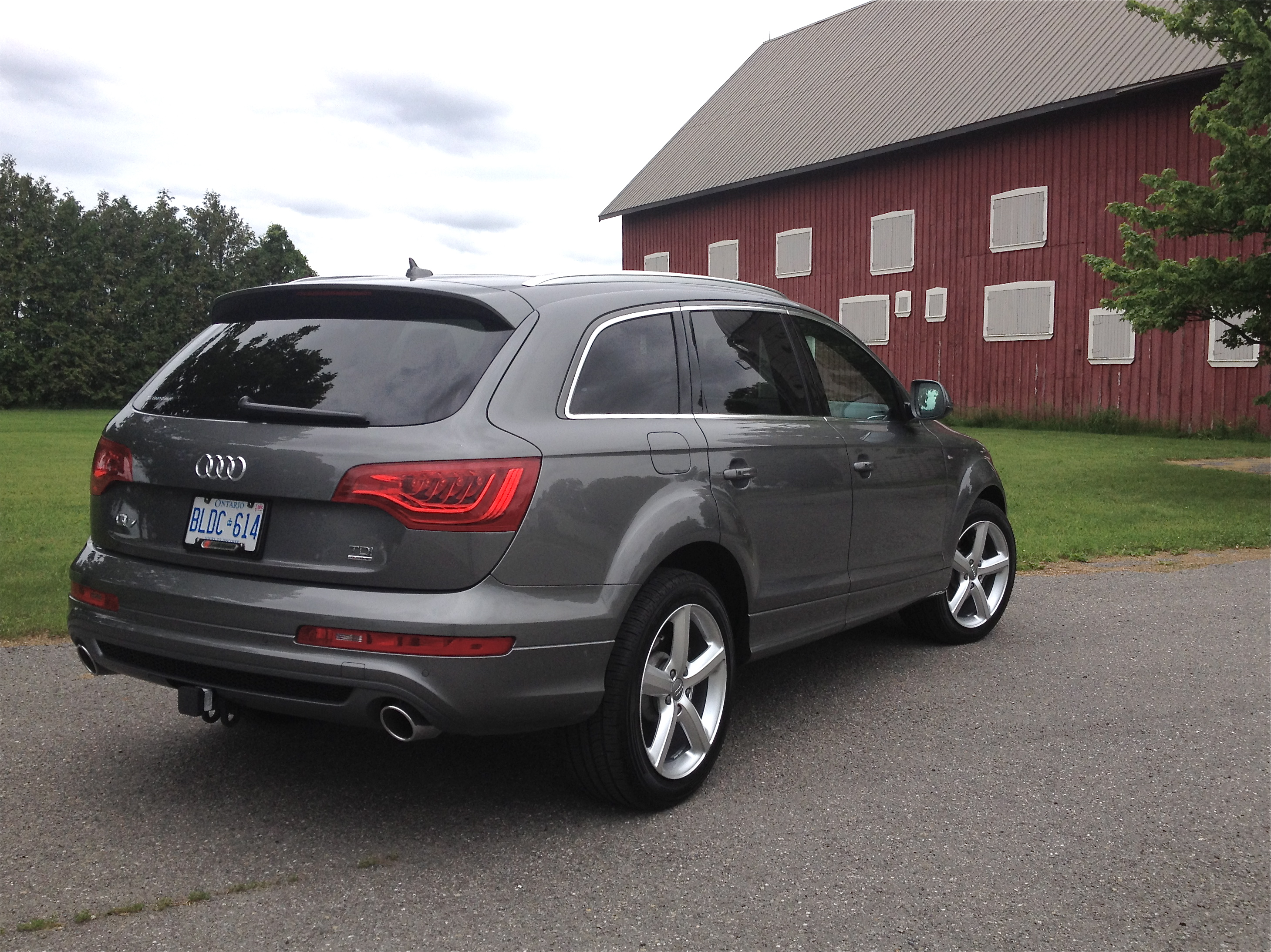 2012 audi q7 information and photos momentcar. Black Bedroom Furniture Sets. Home Design Ideas