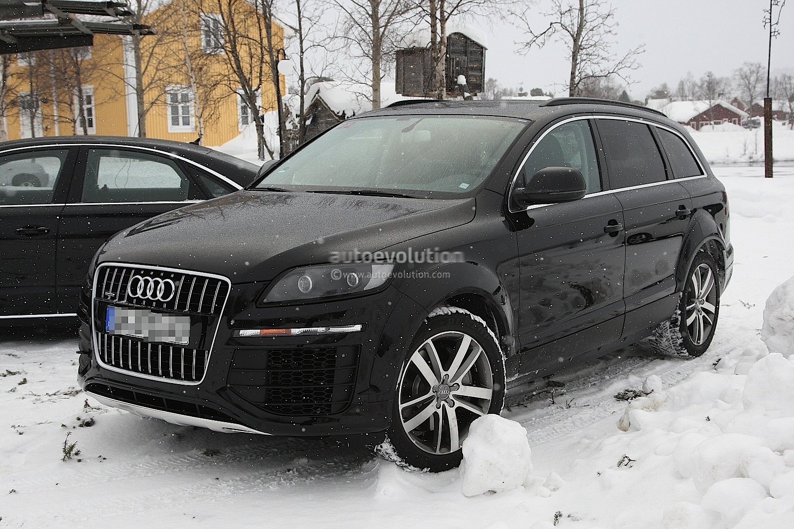 2013 audi q7 information and photos momentcar. Black Bedroom Furniture Sets. Home Design Ideas