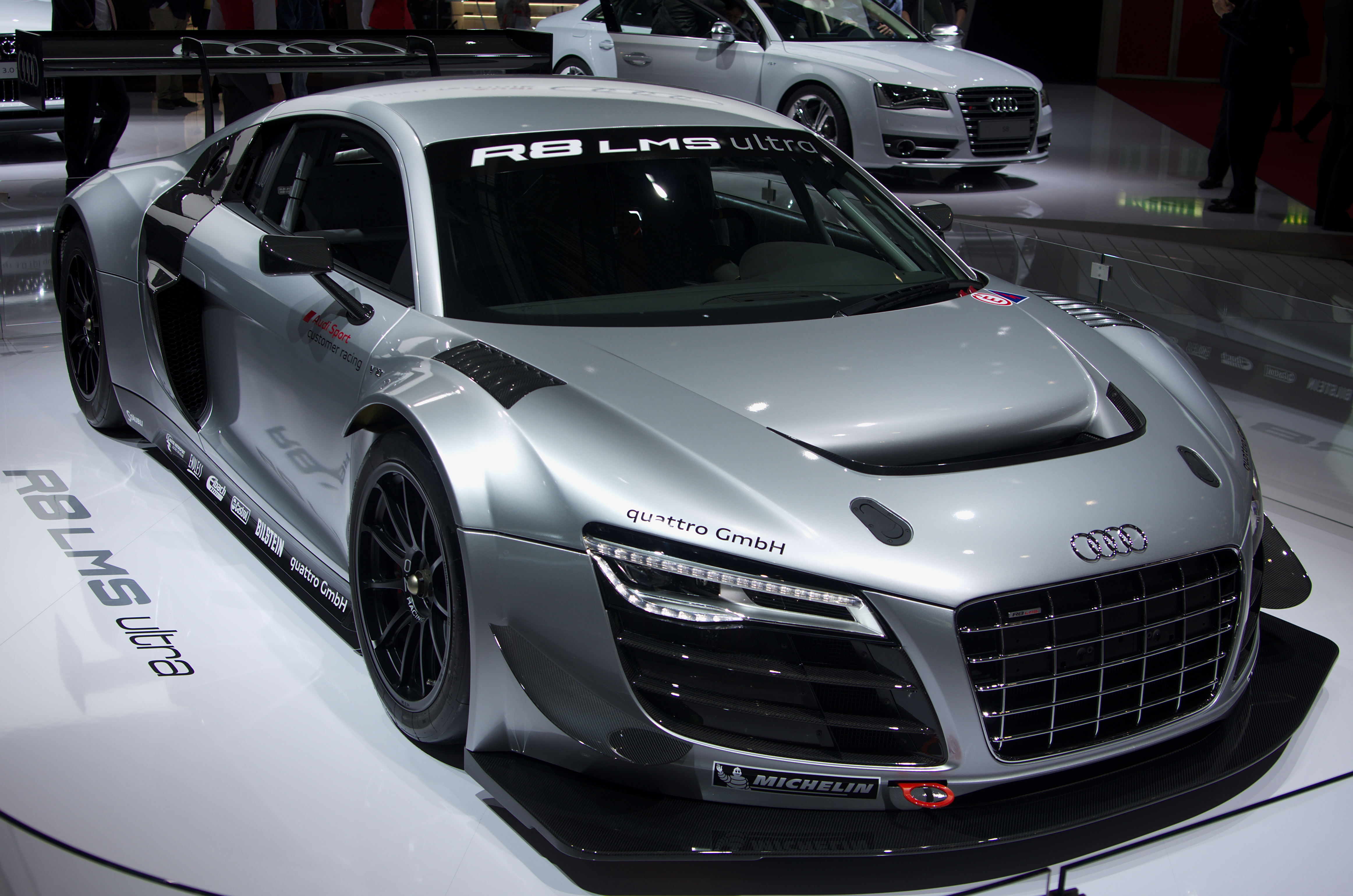 Audi R Information And Photos MOMENTcar - Audi 48