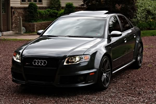 2008 audi rs 4 information and photos momentcar. Black Bedroom Furniture Sets. Home Design Ideas
