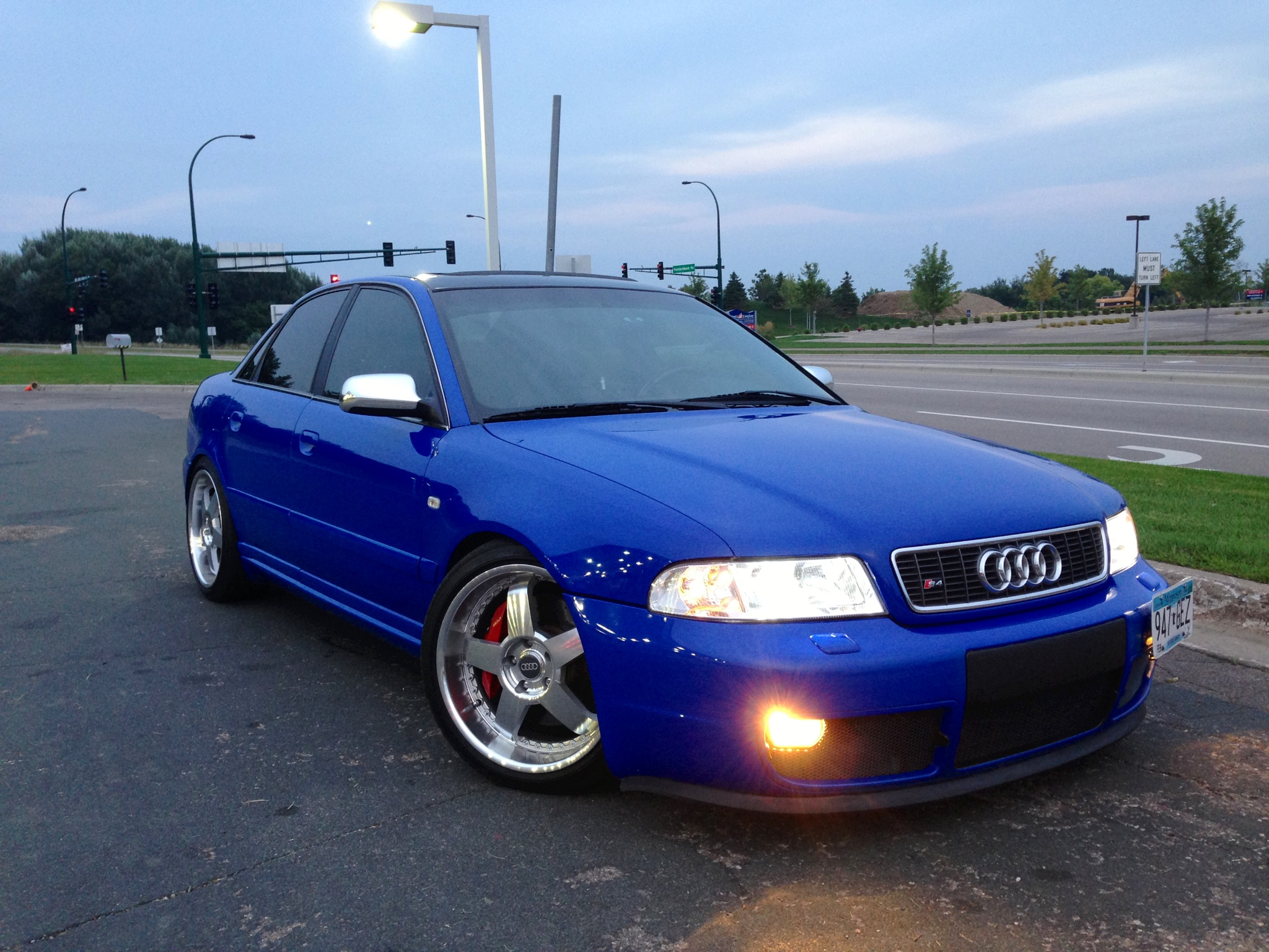 2001 Audi S4 Information And Photos Momentcar