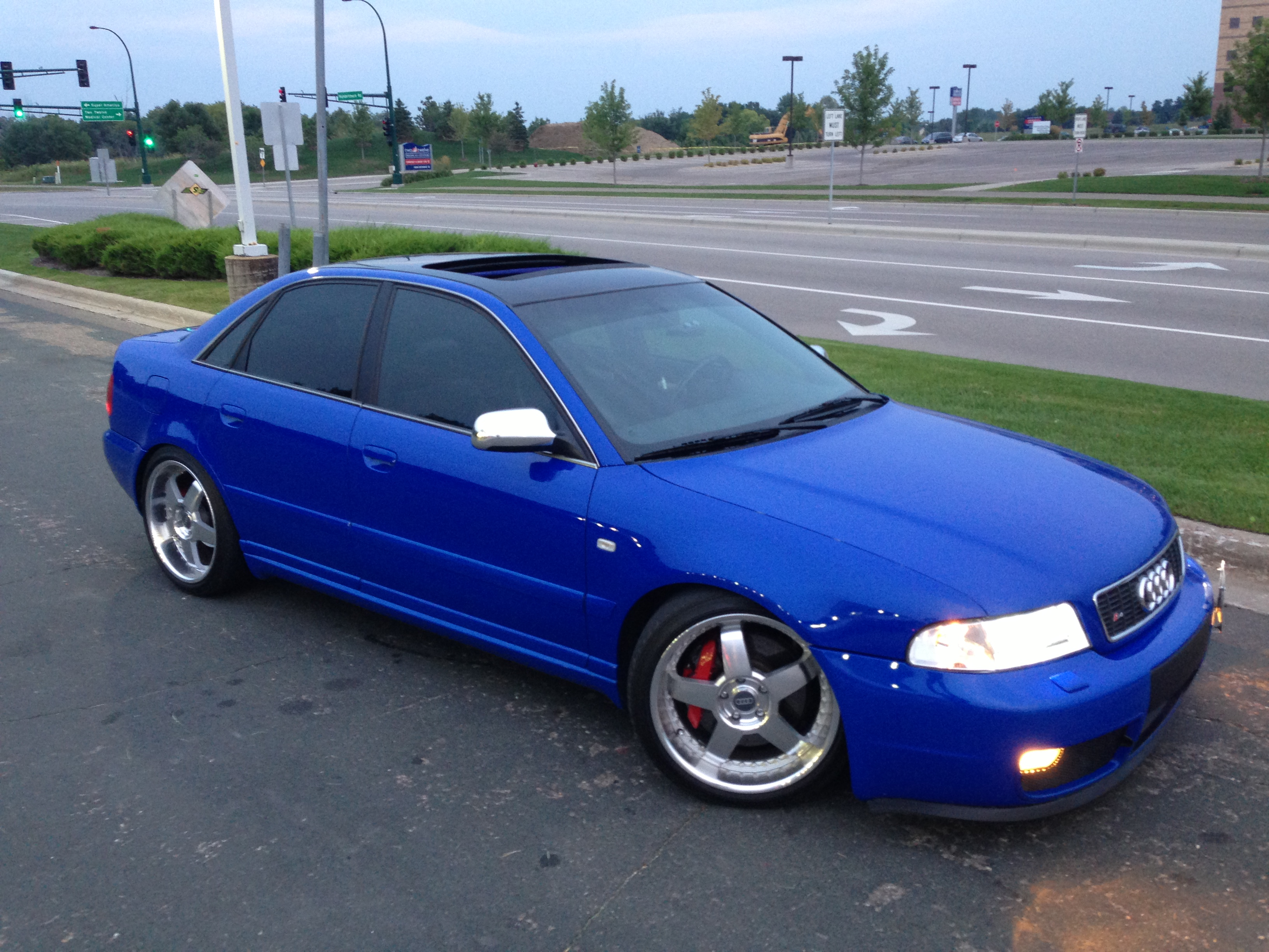 2001 Audi S4 - Information And Photos