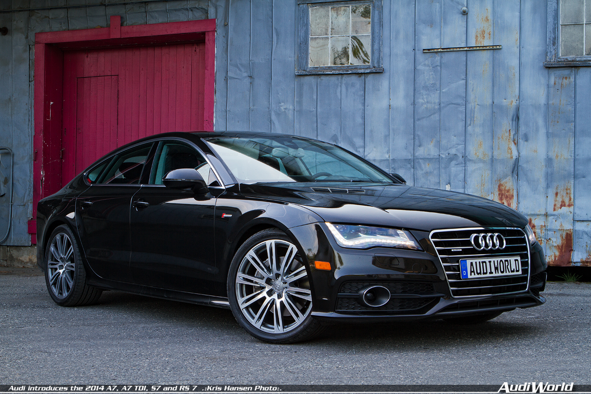 2014 audi s7 information and photos momentcar. Black Bedroom Furniture Sets. Home Design Ideas