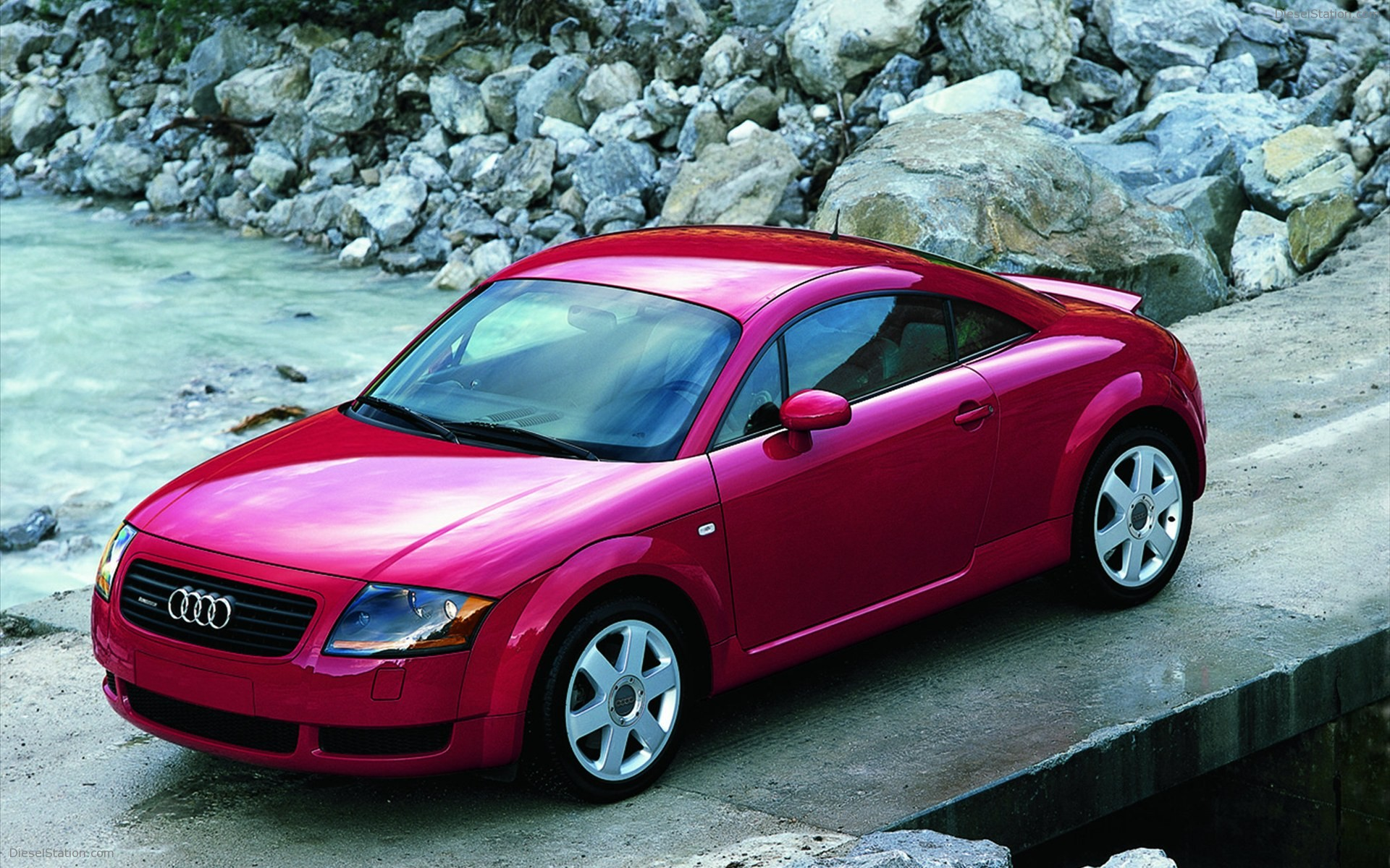 2002 audi tt - information and photos - momentcar