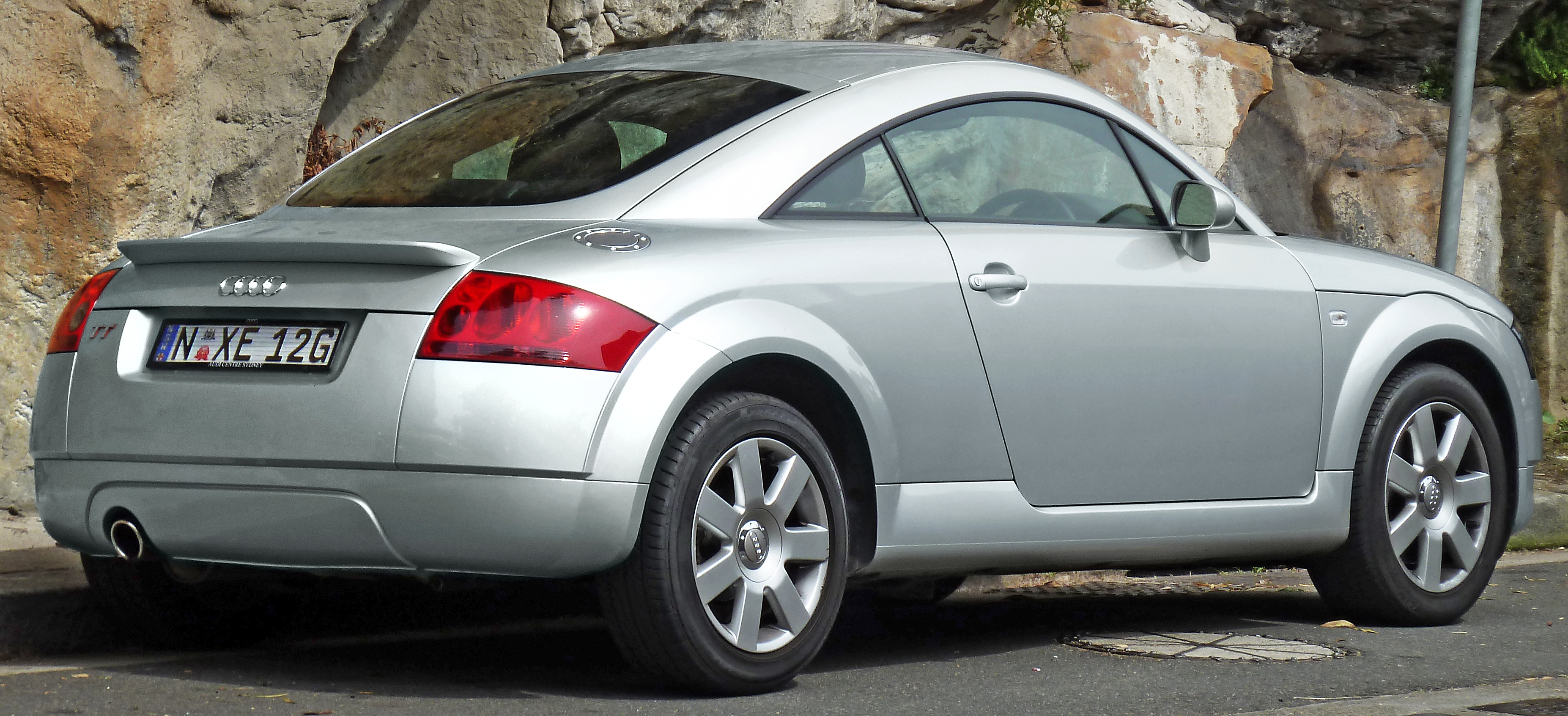 2003 audi tt information and photos momentcar. Black Bedroom Furniture Sets. Home Design Ideas