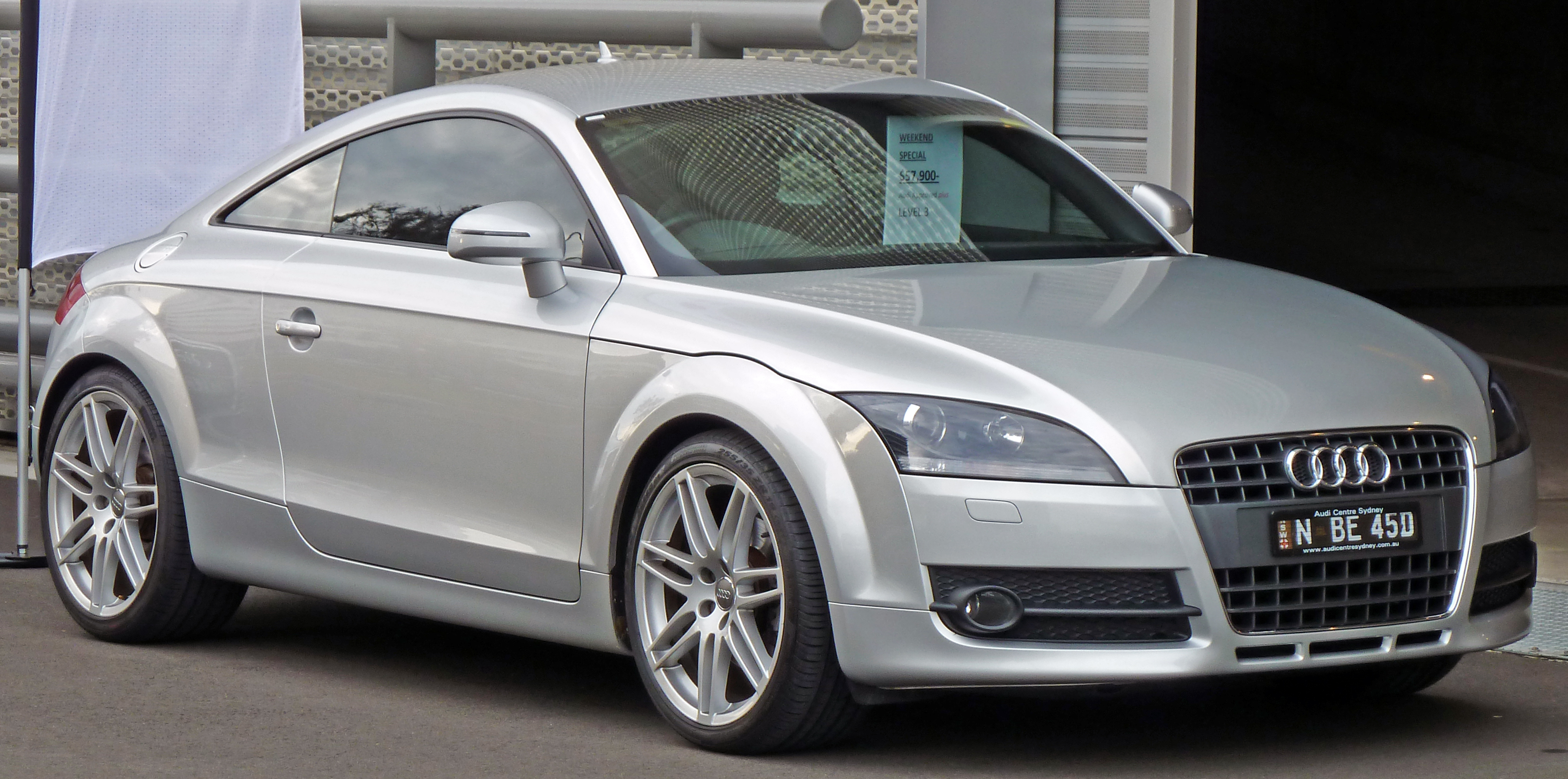 2006 audi tt information and photos momentcar. Black Bedroom Furniture Sets. Home Design Ideas