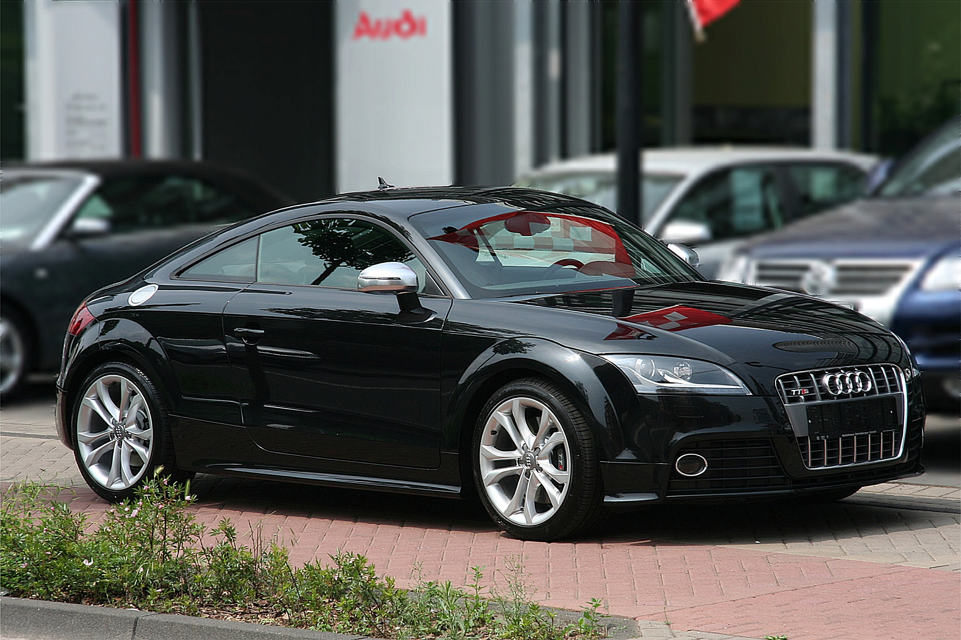 2008 audi tt information and photos momentcar. Black Bedroom Furniture Sets. Home Design Ideas
