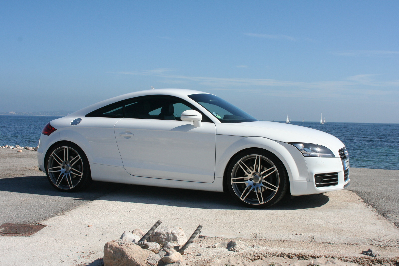 2008 Audi Tt Information And Photos Momentcar Car Exhaust Diagram The Is From Subaru 11