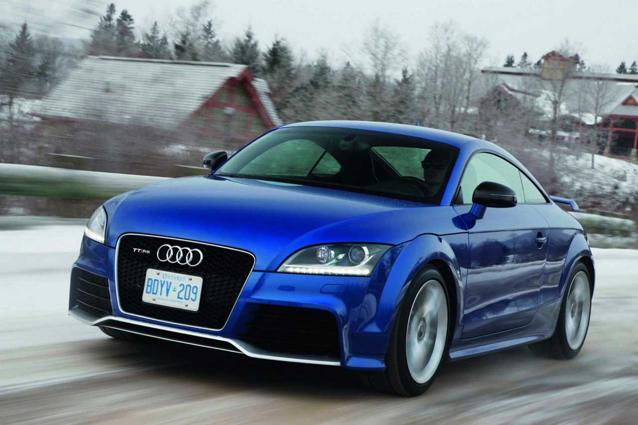 2012 audi tt rs information and photos momentcar. Black Bedroom Furniture Sets. Home Design Ideas