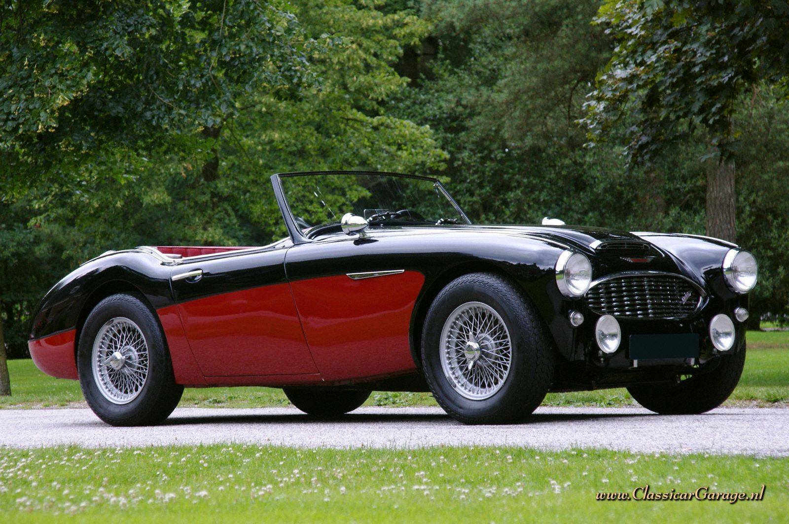 1960 austin healey 3000 information and photos momentcar. Black Bedroom Furniture Sets. Home Design Ideas