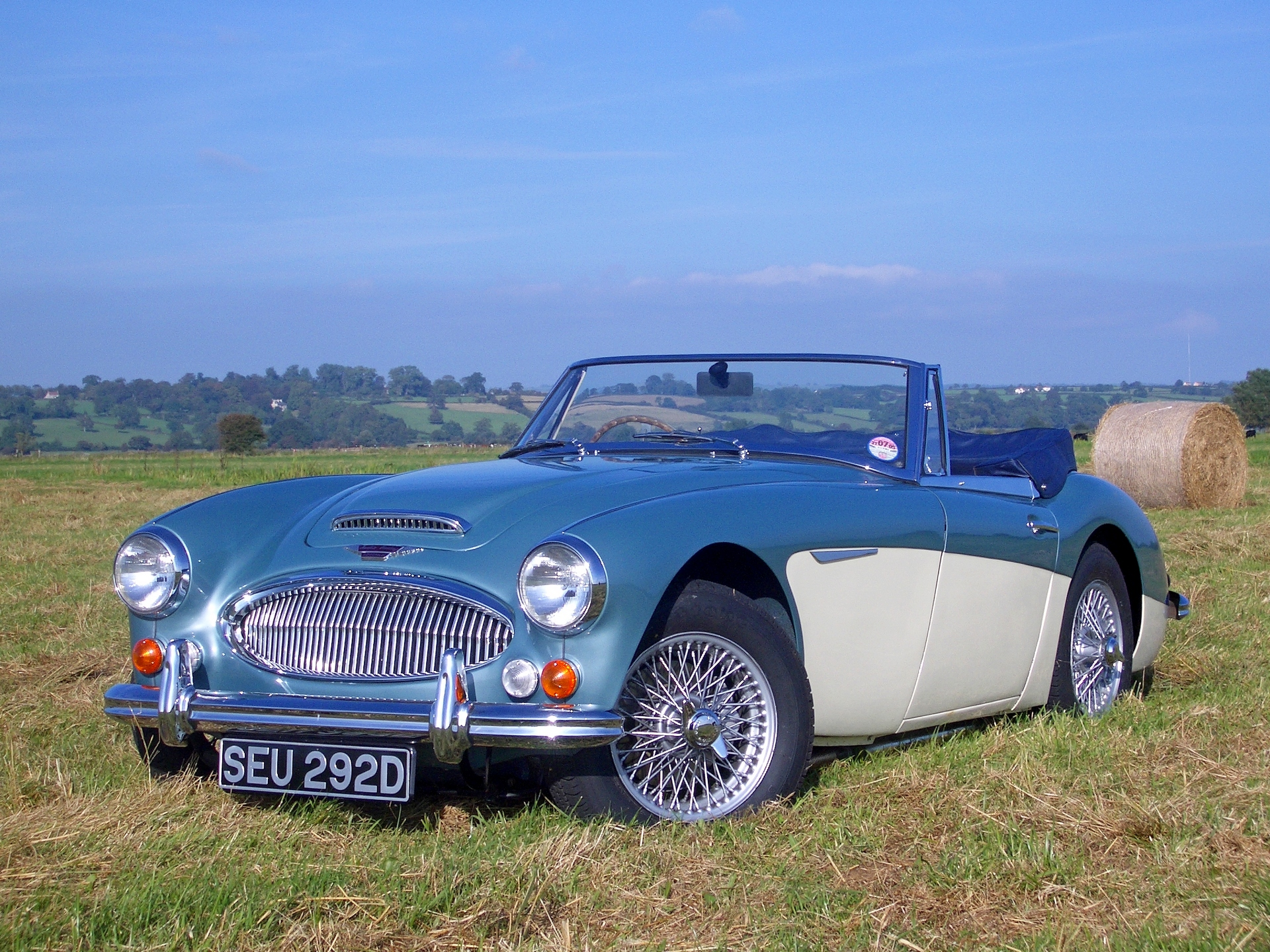 1965 austin healey 3000 mk iii information and photos. Black Bedroom Furniture Sets. Home Design Ideas
