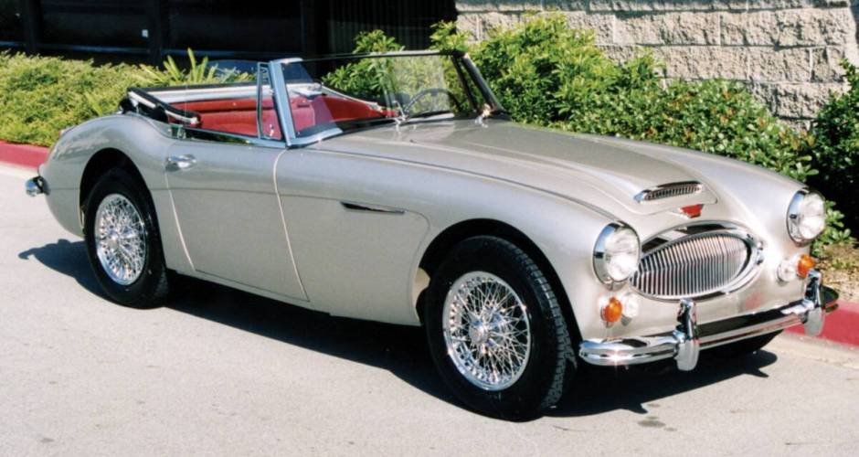 1966 austin healey 3000 mk iii information and photos momentcar. Black Bedroom Furniture Sets. Home Design Ideas