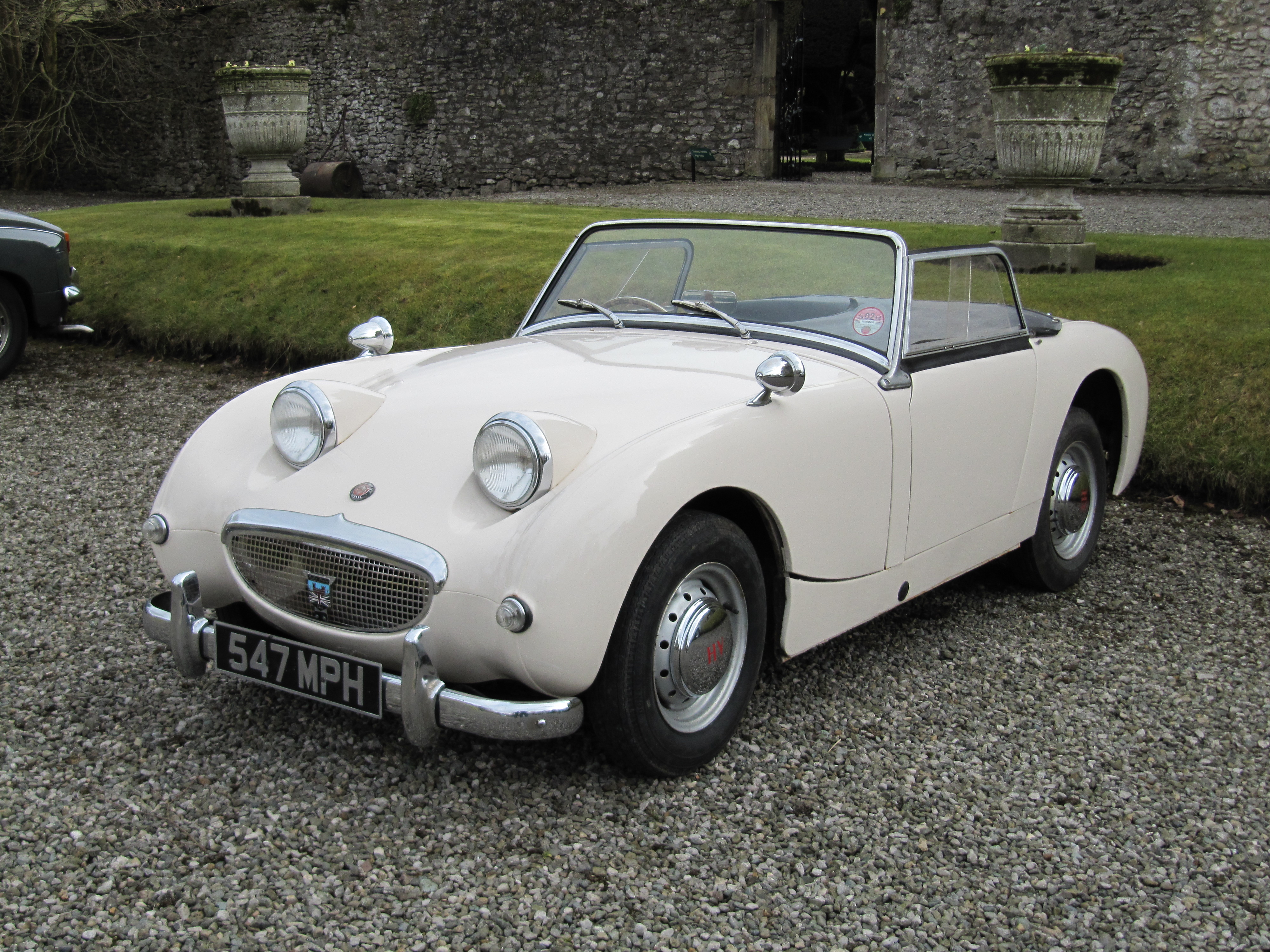 Austin Healey Sprite Information And Photos Momentcar