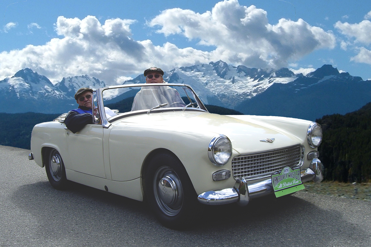 Image of Austin-Healey Sprite MKIII AN8 - [1964]