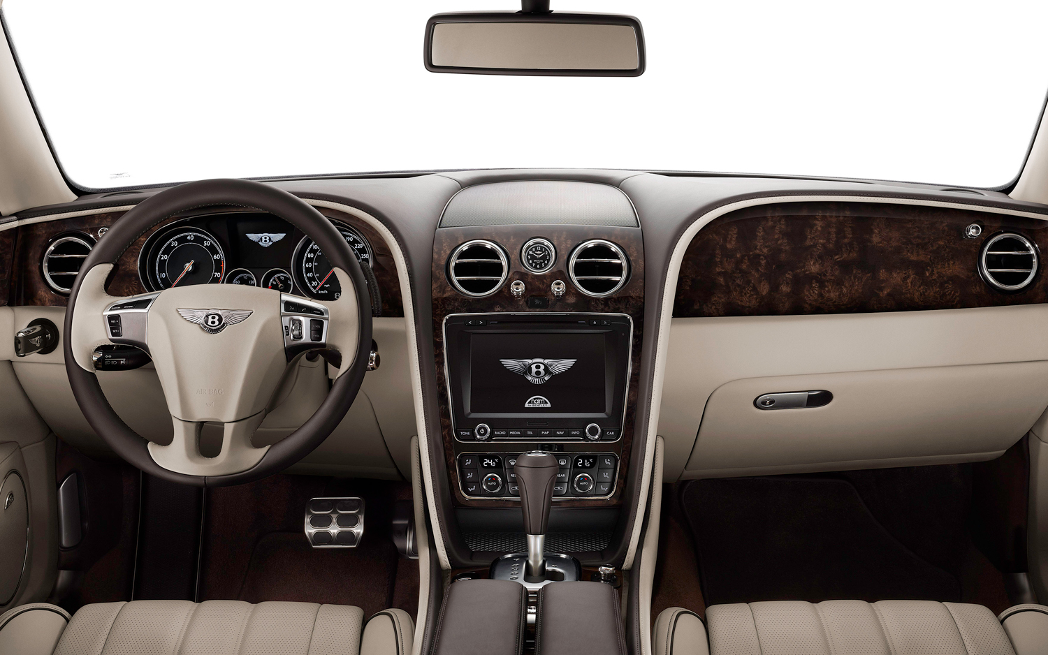 Bentley 2014 hit the market with the model of Bentley Continental GT V8 S #3