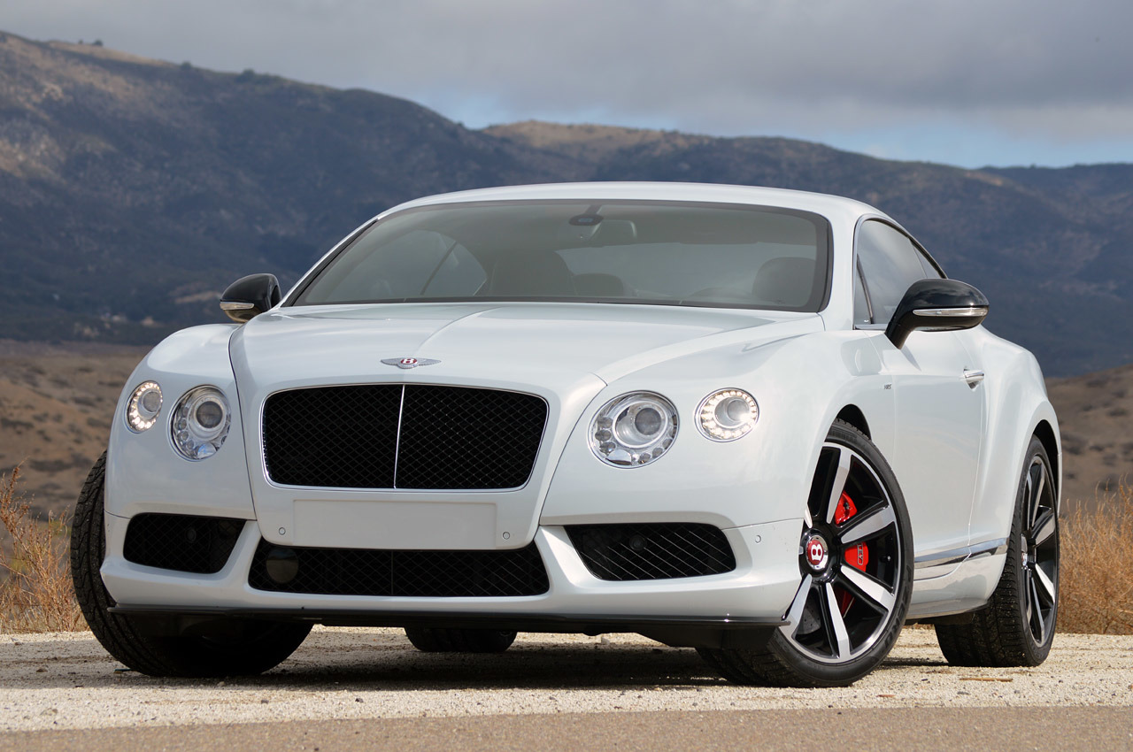 Bentley 2014 hit the market with the model of Bentley Continental GT V8 S #6