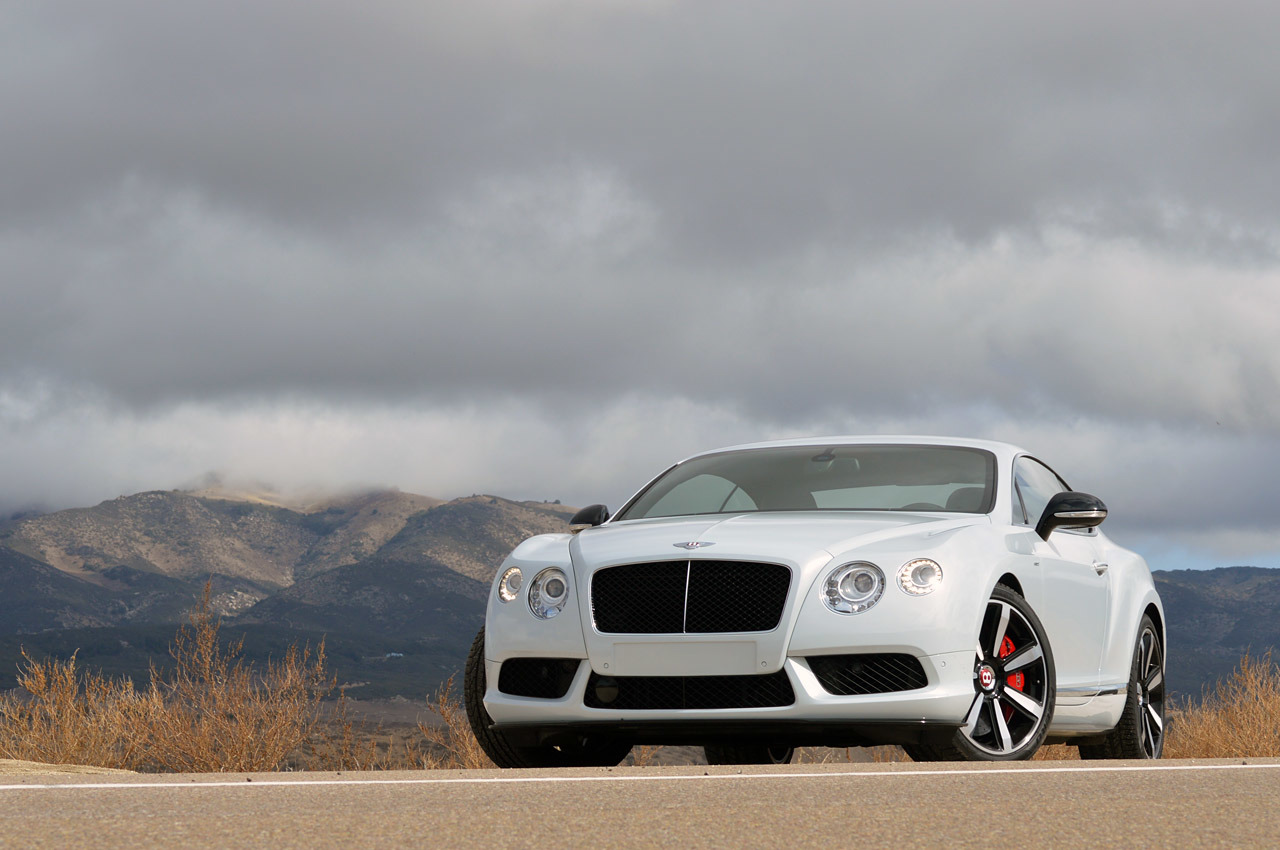 Bentley 2014 hit the market with the model of Bentley Continental GT V8 S #12