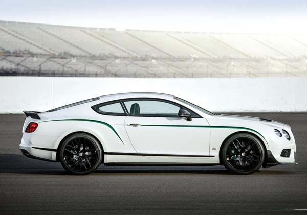A stunning supercar of Bentley 2015 Continental #4