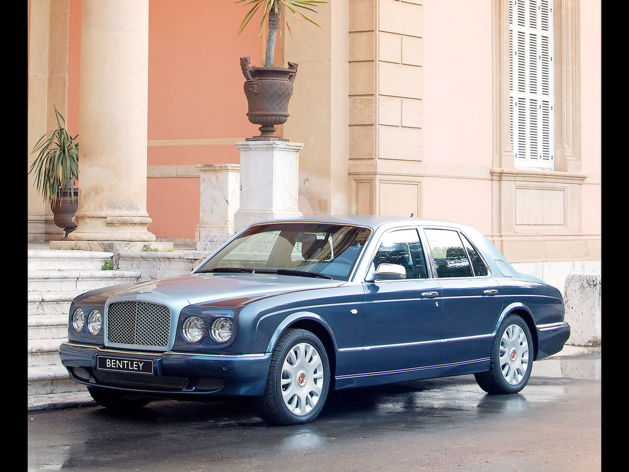 Bentley Arnage 2005 #3