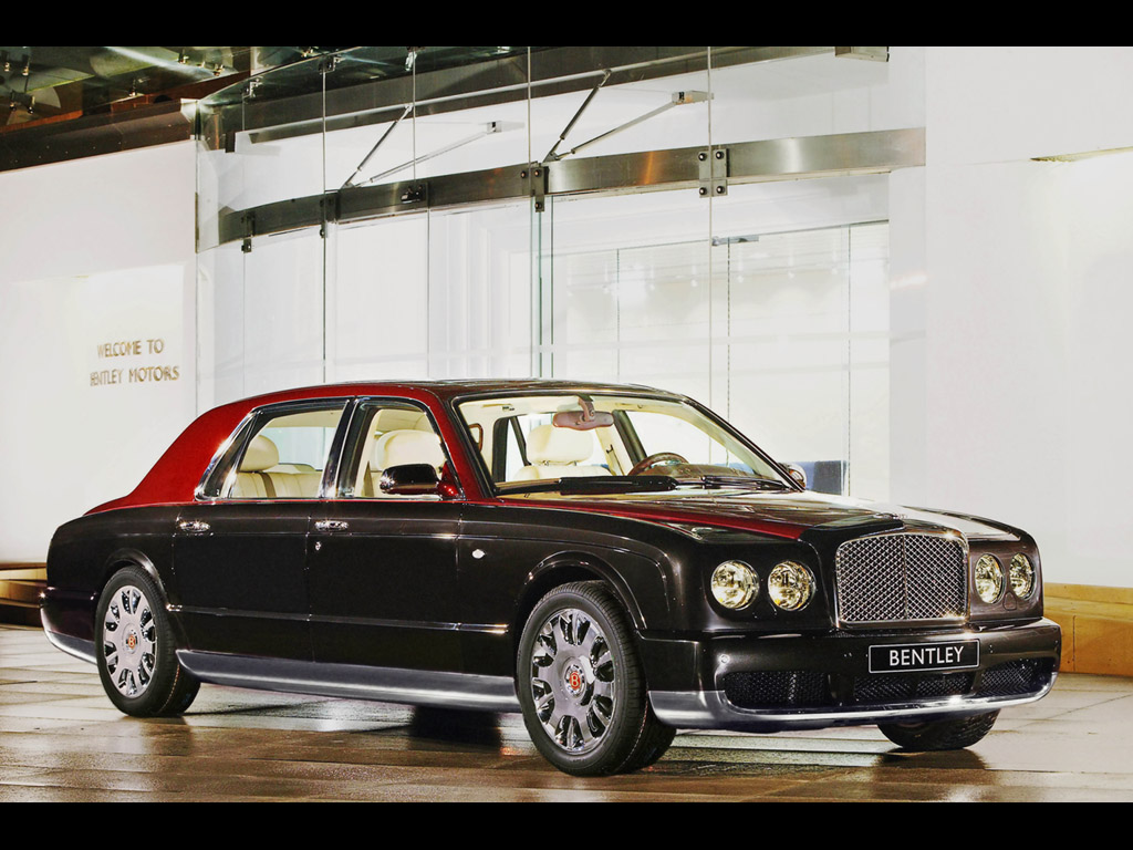 Bentley Arnage 2005 #4