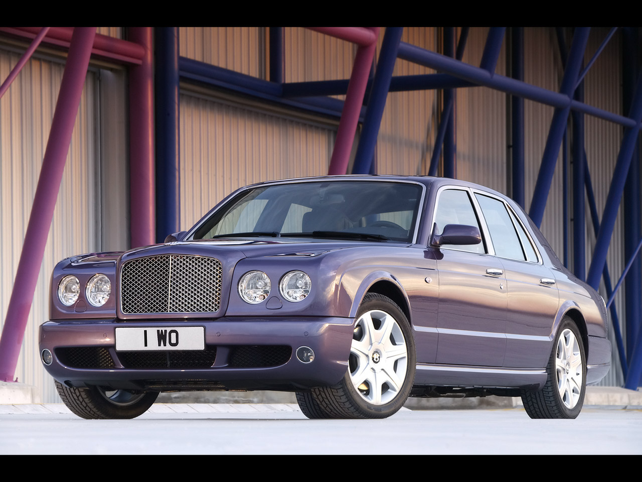 Bentley Arnage 2005 #5